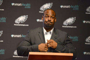 Donovan McNabb retires an Eagle.