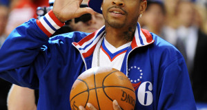 Iverson Reveals Interest in Front-Office Job With Sixers