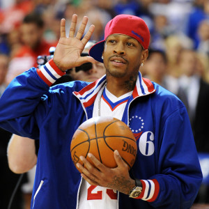 Does Allen Iverson deserve a statue outside the Wells Fargo Center? We think so.