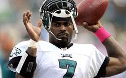 Will AP Recruit Vick to Vikings?