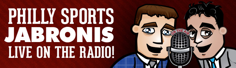 Philly Sports Jabronis Liveon the Radio