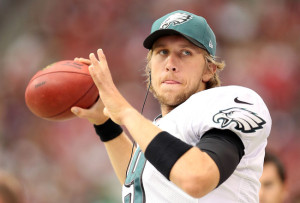 Nick Foles may have been snubbed from the Pro Bowl, but not from these fantasy rankings.