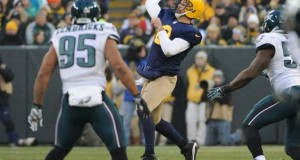 Eagles Beaten in Every Aspect in Green Bay, Fall 53-20 Vs. Packers
