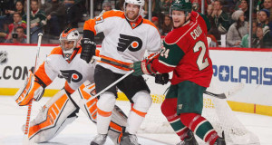 Flyers Continue Impressive Road Trip With 5-2 Win Over Wild