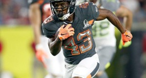 Sproles Leads Squad to Pro Bowl Win