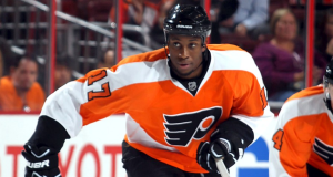 Wayne Simmonds Named NHL Award Finalist