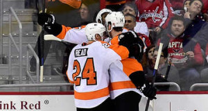 Flyers Lose Mason, Win Over Caps Keeps Point Streak Alive