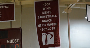Philly U's Magee Gets Win No. 1,000