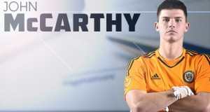 Union Signs Philly Native Goalkeeper John McCarthy