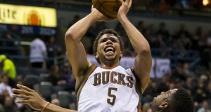 MCW Has Big Game in Return to Philly, Bucks Top Sixers 107-97