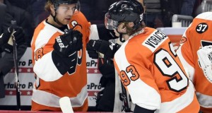 Hockey News Ranks Giroux & Voracek Among NHL's Elite