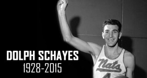 Remembering Dolph Schayes: Sixers Offer Tribute