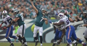 Eagles Can See Path to the Playoffs After 23-20 Win Over Bills