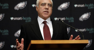Jeffrey Lurie Reacts to Trump's Anthem Statements on Twitter