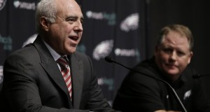 Holiday Party Rift Reveals Eagles Dysfunction