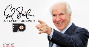 Flyers Mourn Death of Ed Snider