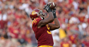 Eagles Drafting USC Receiver in Latest Mock