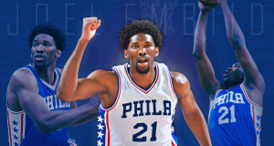 Injured NJ Police Officer Meets Joel Embiid