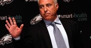 Jeffrey Lurie Reportedly Blocks QB Coach From Job Interview