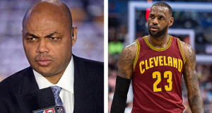 Former Sixer Barkley Continues Spat With LeBron