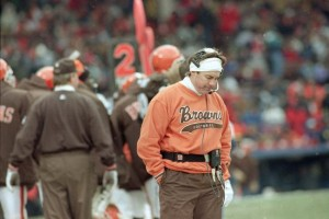 Like many others before and after him, Belichick couldn't cure the Browns. Is that true greatness? Photo copyright of NFL.