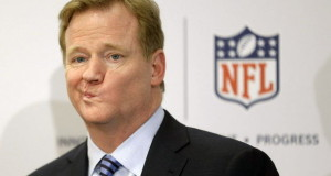 Roger Goodell Gets No Sympathy From Philly Fans at Draft
