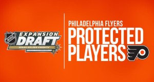 Flyers Release Expansion Draft Protected Player Roster