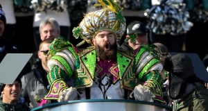 What's the Story Behind Kelce's Mummers Garb?