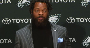 New Eagle Michael Bennett Has Arrest Warrant Issued in Texas
