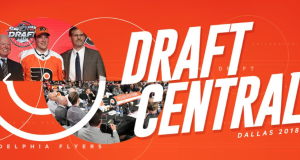 Philadelphia Flyers 2018 NHL Draft Tracker